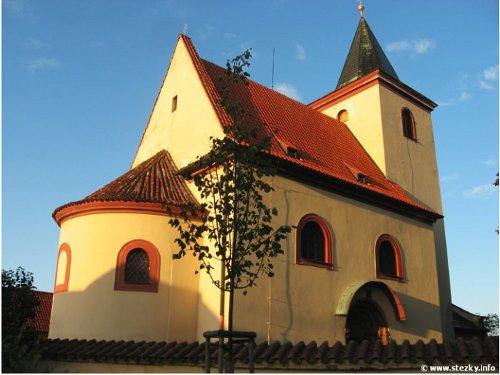 hrusice-kostel